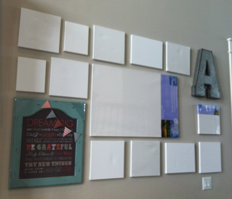 canvas wall 2