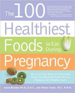 100 healthiest foods during pregnancy