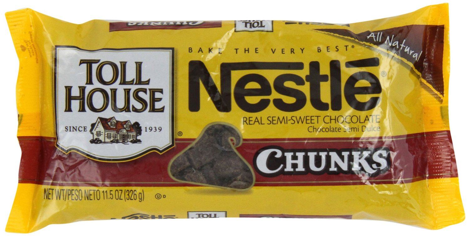 nestles chocolate chunks
