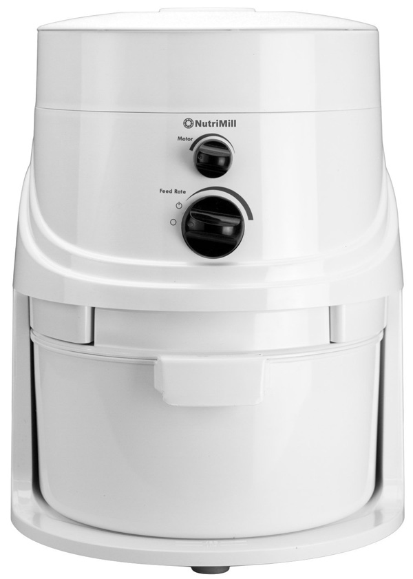 nutrimill wheat grinder