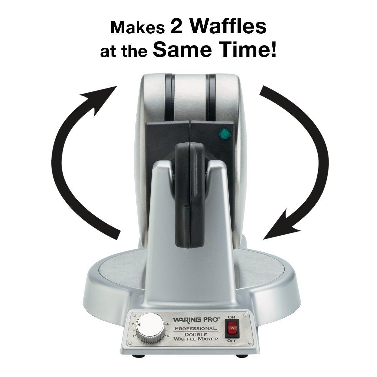 double waffle iron 2