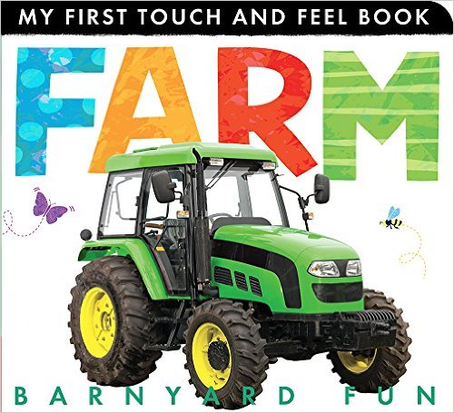 Farm (barnyard fun touch and feel book)