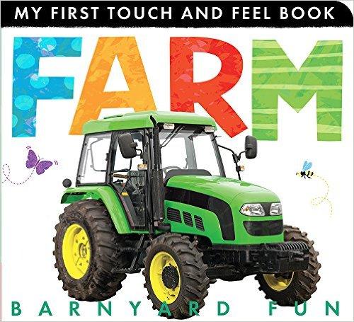 Farm (barnyard fun touch and feel book)