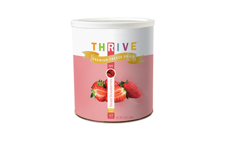Thrive strawberries